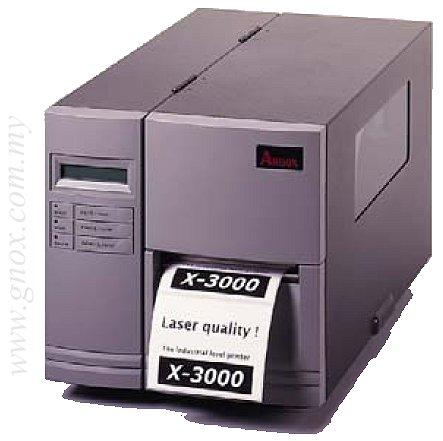 Argox X-3000+ Barcode Printer
