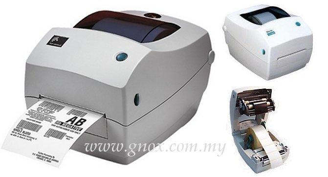 Zebra TLP 2844 Desktop Barcode Printer [discontinued ... Zebra Tlp 2844